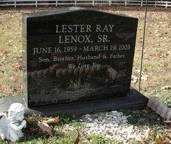 Lester Ray Lenox, Sr