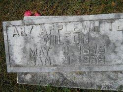 Ary Applewhite Wilson