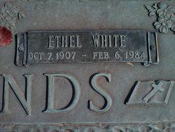 Ethel <I>White</I> Hammonds