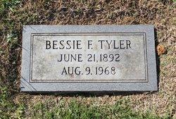 Bessie F. Tyler