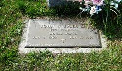 John W. Epler, Sr