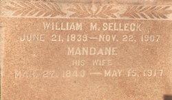 Mandane <I>Mattice</I> Selleck
