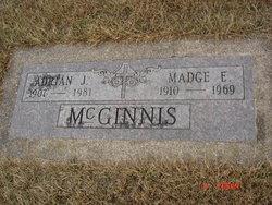 Madge E. McGinnis