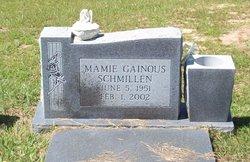 Mamie <I>Gainous</I> Schmillen