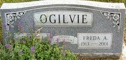 Freda A. <I>Schank</I> Ogilvie