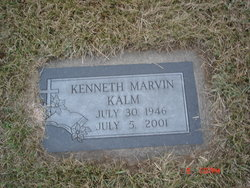 Kenneth Marvin Kalm