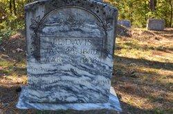 J. E. Davis