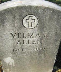Velma L Allen