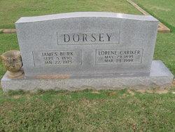 James Burk Dorsey, Sr
