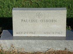 Pauline Osborn