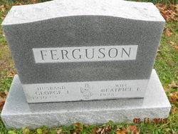 Beatrice E Ferguson