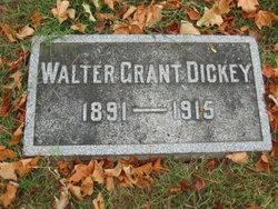 Walter Grant Dickey