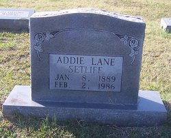Addie Lane Setliff