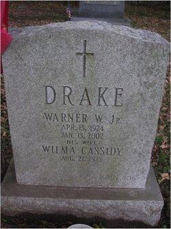 Warner W Drake, Jr