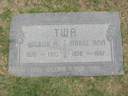 Mabel Ann <I>Sirr</I> Twa