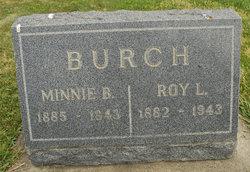 Minnie B Burch