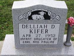 Delliah D Kifer