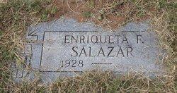 Enriqueta <I>Flores</I> Salazar