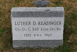 Luther D Reasinger