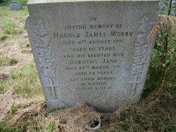Harold James Morby