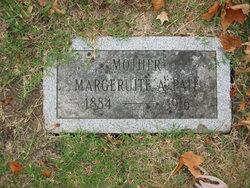 Margeruite A. Pate