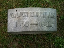 Ellen M <I>Curry</I> Reilly