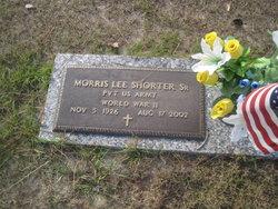 Morris Lee Shorter, Sr