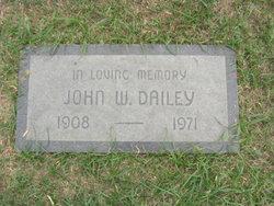 John W Dailey