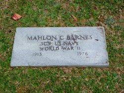Mahlon Clyde Barnes, Jr