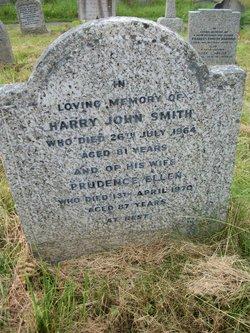 Harry John Smith