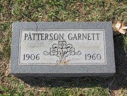 Patterson Garnett