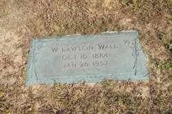 Watson Lawton Wall, Sr