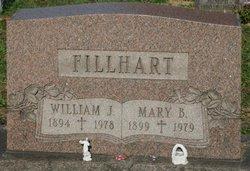 Mary B. <I>LeFebvre</I> Fillhart