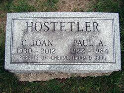 Paul A Hostetler