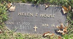 Helen Elizabeth <I>O'hara</I> House