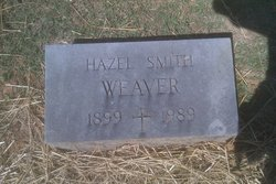 Minnie Hazel <I>Smith</I> Weaver