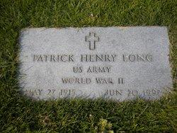 Patrick Henry Long