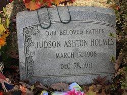 Judson Ashton Holmes