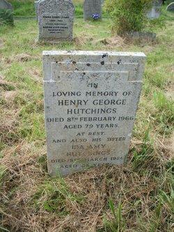 Ida Amy Hutchings