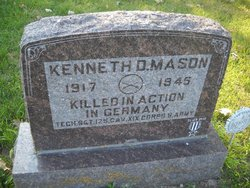 SGT Kenneth Doyle Mason