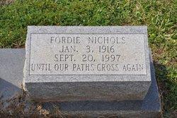 Albert Fordie Nichols