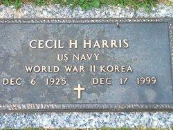 Cecil H. Harris