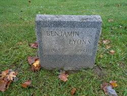 Benjamin Lyons