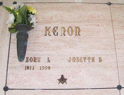 Zory Lewis Kenon, Sr