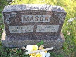 Fred C Mason