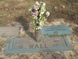 Mary L. <I>Davidson</I> Wall