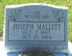 Joseph Mallett
