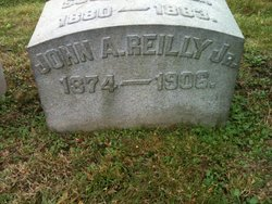 John A Reilly