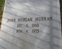 John Morgan Murrah