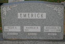 Melissa V. Emerick